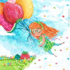 Ginger and Clyde - children's illustration by Sofia Cardoso #illustration #kidlitart