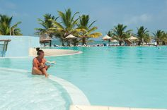 The Sheraton Gambia Hotel & Spa, an all-inclusive beach front hotel in West Africa.