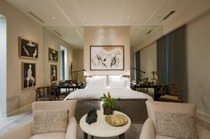 Sally Sirkin Lewis design, bedroom