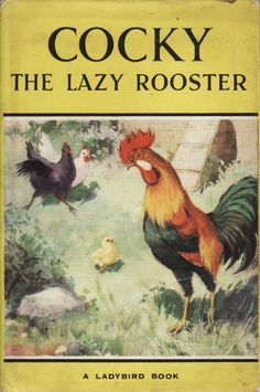 cocky the lazy rooster