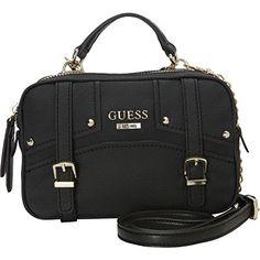 GUESS Women's Rikki Quattro G Cross-Body Handbag