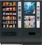 Perfect Break Snack & Soda Combination Vending Machine - Customize Your Size! Find the perfect combination of soda and snacks with this customizable vending machine
