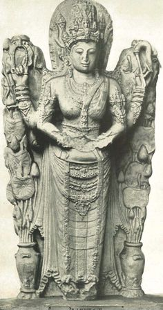 Lakhsmi as Queen of Majapahit Kingdom Buddha Kunst, Buddha Art, Indonesian Art, Javanese, Picture Collection, Mystic, Religion, Sculptures, Asia