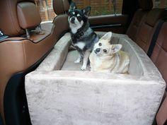 custom auto den dog bed