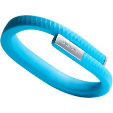 Jawbone UP by Jawbone - Medium Wristband - Retail Packaging - Blue