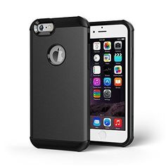 iPhone 6s Plus Case - Anker ToughShell (New Release Heavy Duty Protective Case with LIFETIME WARRANTY, GravityGuard and ShockShield Technology) for the new iPhone 6s Plus[5.5 inch] (Black) - http://www.computerlaptoprepairsyork.co.uk/new-product-releases/iphone-6s-plus-case-anker-toughshell-new-release-heavy-duty-protective-case-with-lifetime-warranty-gravityguard-and-shockshield-technology-for-the-new-iphone-6s-plus5-5-inch-black
