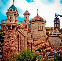 I want to goto the New Fantasy Land in Walt Disney World.  Who's with me??