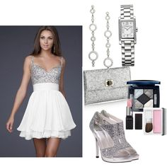 This would be so cute as a new years eve outfit!