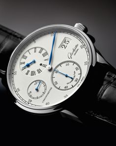#Glashütte Original Senator Chronometer Regulator #watch #timepiece
