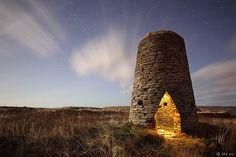 Caithness, Scotland: Castlehill Flagstone Quarry Windmill. | Flickr - Photo Sharing!