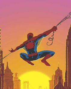 Spiderman by blackheartdesigns