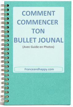 How to start your journal bullet