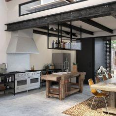 loft open concept ki