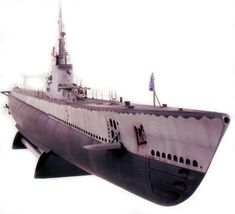 GATO Class - James Campling builds Revell's 1:72 scale Second World War US Navy submarine kit
