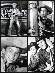 The Rifelman - 1958-1963. Chuck Conners and Johnny Crawford- I used to watch this every night at 6:00. oh wait, I still do!
