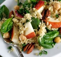 Healthy Thanksgiving Side Dish – Quinoa Salad