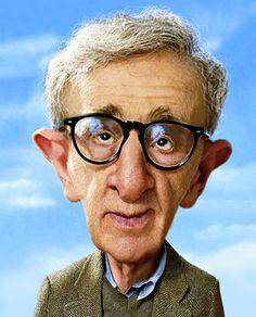 Woody Allen - Deviant ID by RodneyPike on deviantART