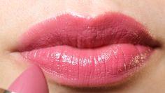 Dolce & Gabbana Shine Lipstick in Precious 125 review swatches