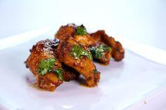 the chew | Recipe | Michael Symon's Chipotle Chicken Wings