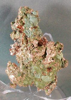 Natural Copper specimen.