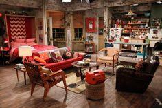 2 Broke Girls : L'appartement de Max et Caroline