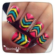 Instagram photo by sharingvu  #nail #nails #nailart