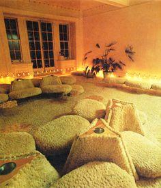 Paul Rudolph, Living Room for Mr. and Mrs. D. Elmann