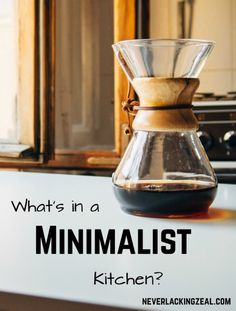 Whats in a minimali