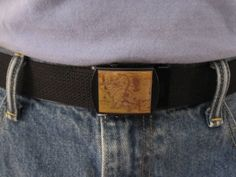 Map Of Middle Earth Belt and Buckle Adjustable Size - on Etsy