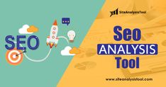 Site Analysis Tool: Free SEO tool for testing how good your website is, and what you can do to improve it. Website Analysis, Seo Analysis, Website Optimization, Search Engine Optimization, Free Seo Tools, On Page Seo, Best Seo, What You Can Do