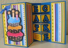 Ink-spirations: Building Block Card