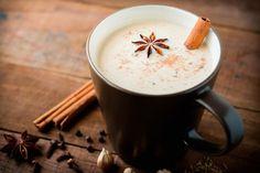 10 hot drinks that aren't hot chocolate - Easy Chai Tea Recipes, Pumpkin Recipes, Recipies, Syrup Recipes, Tumeric Tea Recipe, Chai Tea Benefits, Health Benefits, Chai Tee, Te Chai