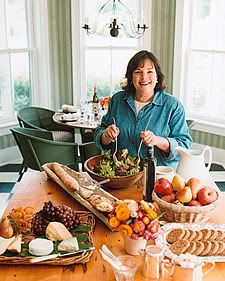 ina garten - my favorite chef! where does she buy her shirts? want