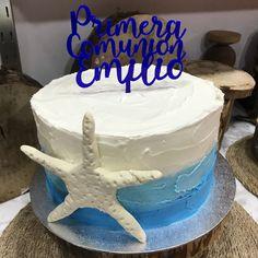 tarta buttercream marino