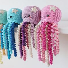 Cute Crochet Octopus toy for preemie made from 100% cotton yarn, polyester filling, safety eyes and lots of love. Amigurumi octopus available in 4 different colors, just choose your favourite. Approx 25 cm long. Would be a perfect gift for someone who has given birth to a premature