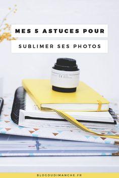 """Si vous cherchez à embellir vos photos, que ce soit pour Instagram, vos photos """"business"""" ou simplement vos photos du quotidien, ce billet pourrait vous y aider :)"""