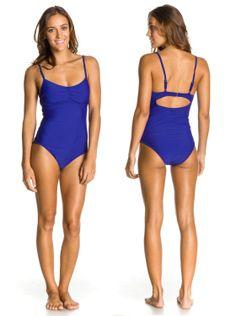 Roxy, Html, One Piece, Swimwear, Fashion, Pockets, Style, Bathing Suits, Moda