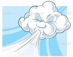 Image result for Windy Clip Art