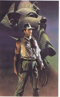 Indiana Jones - David Michael Beck