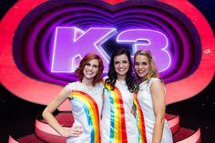 De nieuwe K3 is - samen met de oudgedienden - onderweg. Hoe gaat het met Klaasje, Marthe en Hanne?...