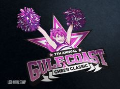 #logo #design for cheerleading competition