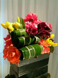Add panache to everyday flowers