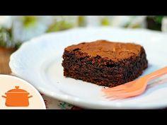 Brownie de Chocolate Maravilhoso - YouTube