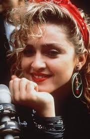 80's madonna-my celebrity doppleganger.