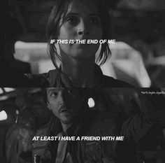 Jyn x Cassian | Star Wars | Rogue One | RebelCaptain  | Instagram