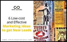 Effective Marketing Ideas is extremely important; it is integral in acquiring new clients and keeping existing ones. In this article, we will share six marketing ideas that involve minimal costs. Marketing Ideas, How To Get, Led, Learning, Studying, Teaching, Onderwijs