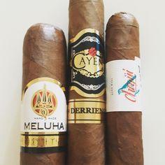 Morning line up! @tailoredash @humbertoviz @choguicigars #cigars #cigarlovers #cigarians #cigarlifestyle #botlazchapter #cigarporn #cigaraficionado #cigarzen #cigarphotography #cigarsnob #cigarlife #cigarcartel