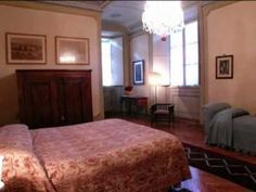 Villa Pandolfini Holiday Villa  for rent near Florence, Italy. (Tuscany Villas / Vacation Rentals)