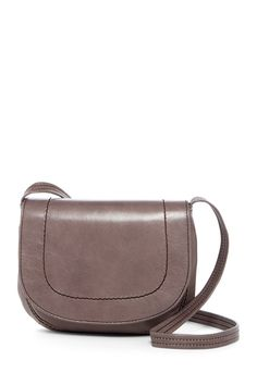 Sierra Mini Leather Crossbody Bag