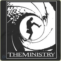 James Bond: Monty Python's Flying Circus Ministry of Silly Walks